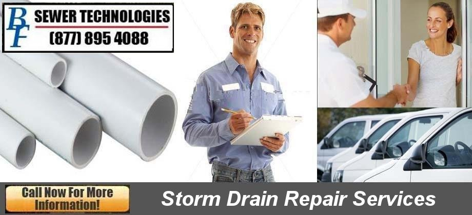 Ben Franklin Plumbing, Inc. Storm Drain Repair
